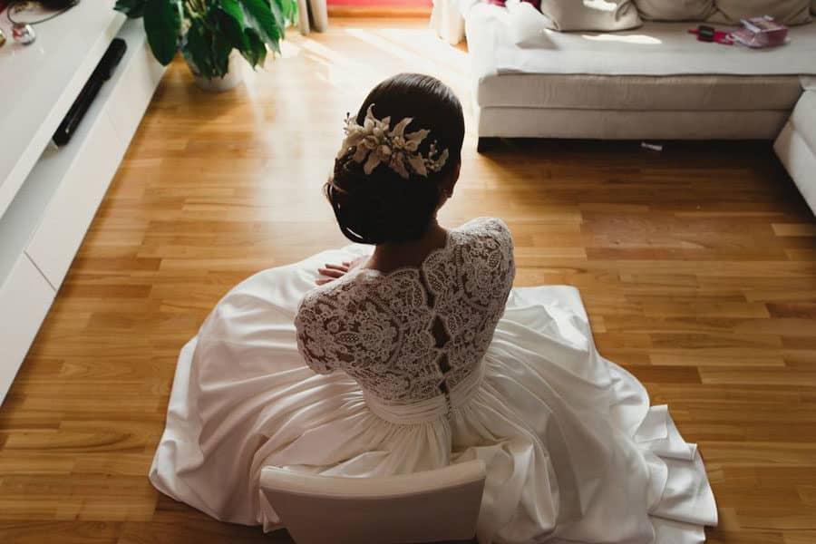 Fotógrafo de bodas en Getafe