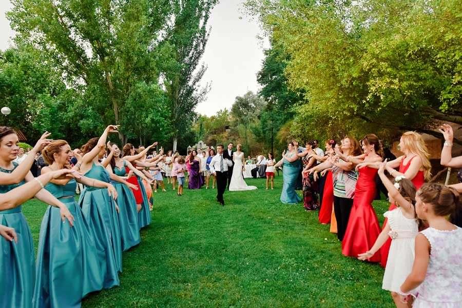 Fotógrafo bodas en Arganda