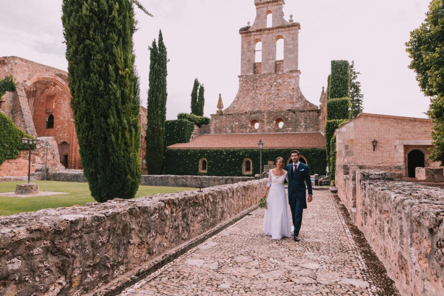 fotógrafo de bodas en Segovia