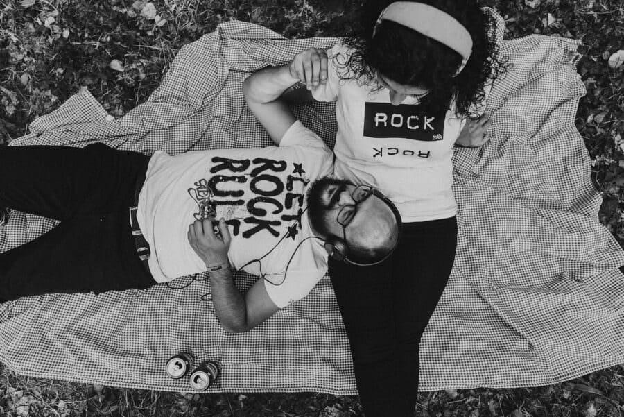 preboda rockera madrid