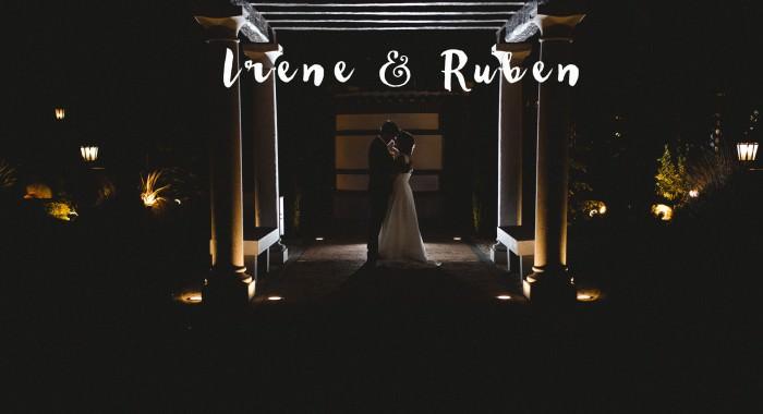 Boda Irene y Ruben, en el complejo Paris,