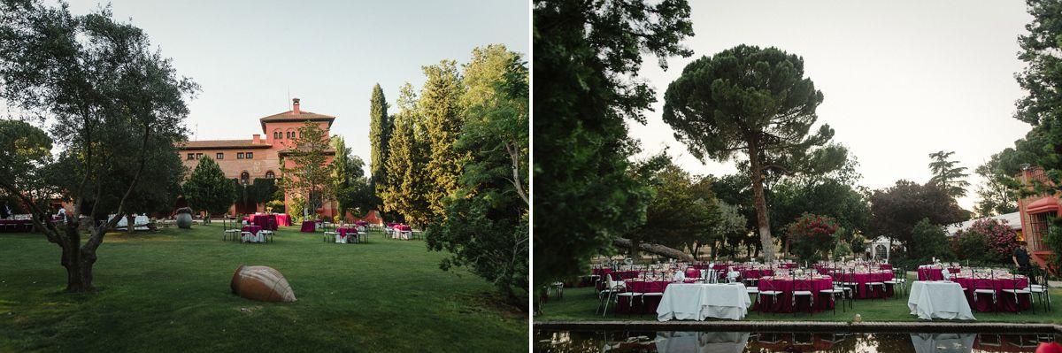 Fotógrafo de bodas en finca Espino de Torote