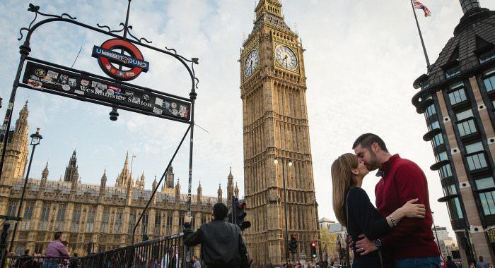 Preboda Eva y Aitor en Londres