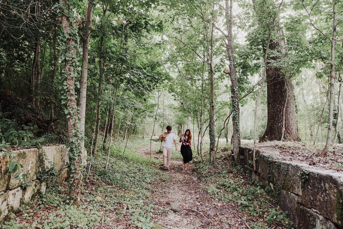 Fotos preboda rural