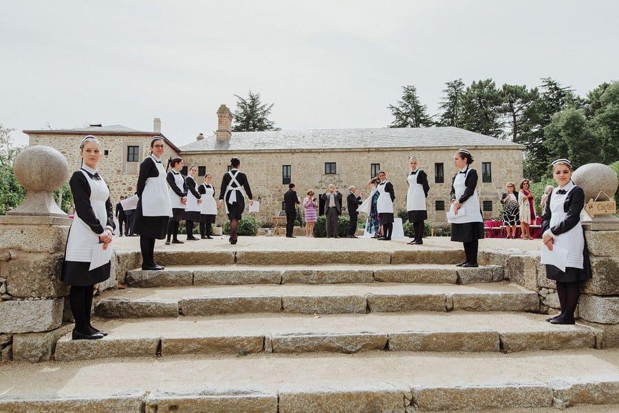 Fotógrafo de bodas en El Escorial   Finca La Granjilla