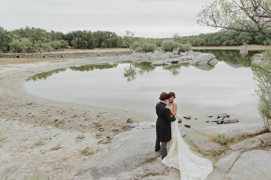 Fotógrafo de bodas en El Escorial | Finca La Granjilla