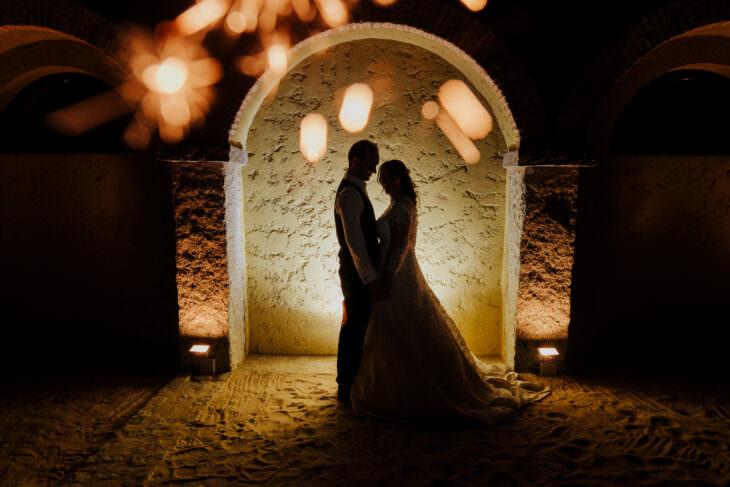 boda rustica finca hormigal