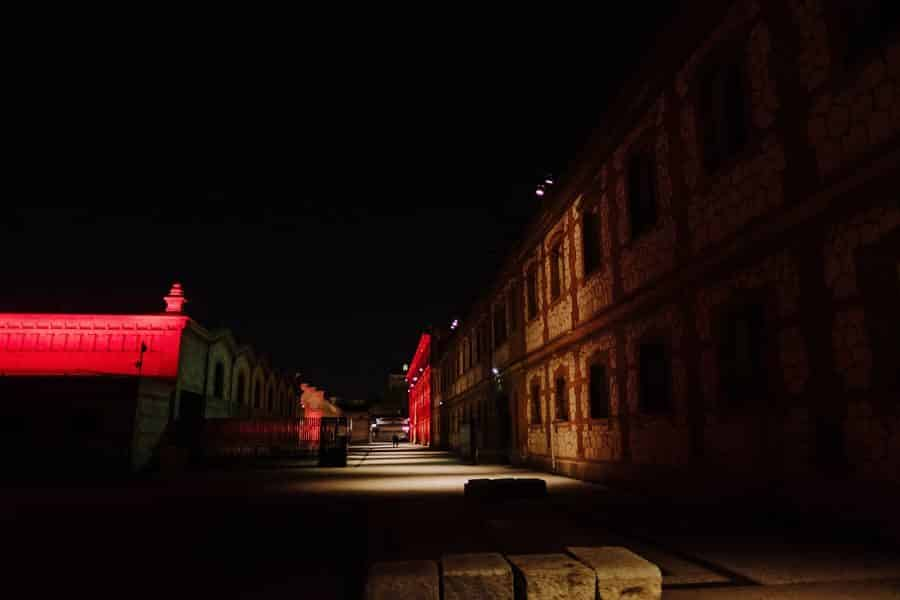 Preboda Matadero noche madrid urban