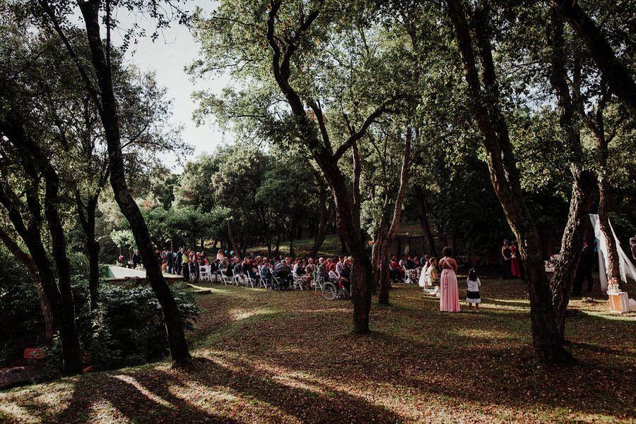 boda al aire libre toledo