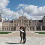 Fotos de boda en Aranjuez