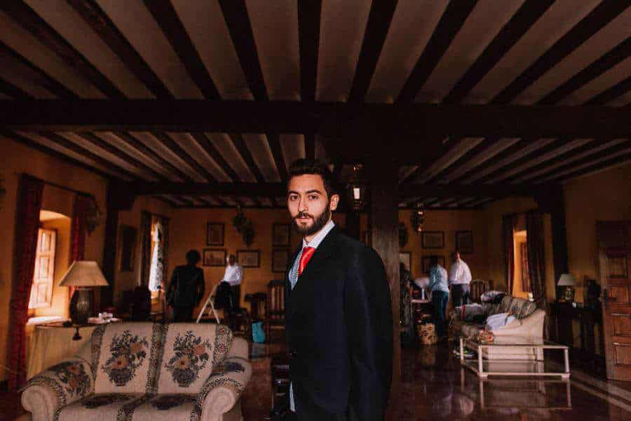 fotografo de bodas finca casa de oficios
