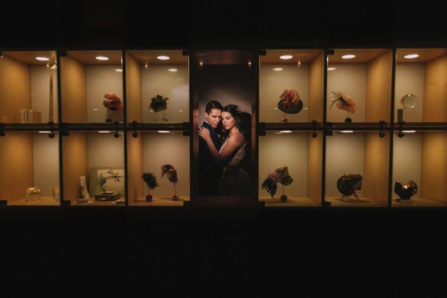 fotografo bodas segovia claustros ayllon