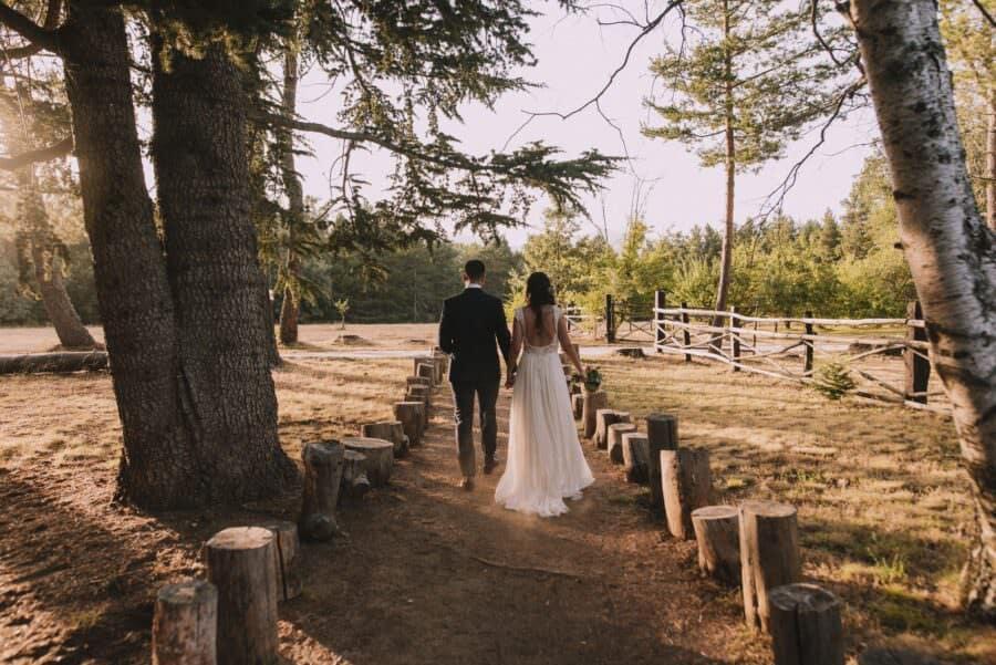 fotógrafo de bodas en rascafria