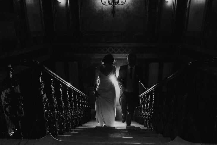 fotógrafo de bodas salones pedro larumbe