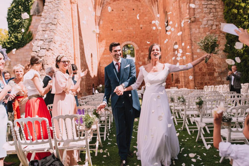 fotógrafos de boda los claustros de ayllon